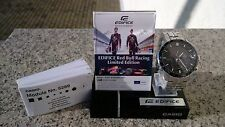 Herrenuhr Edifice Red Bull Racing Limited Edition Modell EQS-A500RB-1AVER
