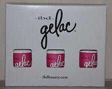ibd GELAC Bonding Base coat 14 ml .5 oz  (3 Pack)