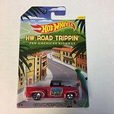 Custom '56 Ford Truck * Road Trippin Hot Wheels * G3