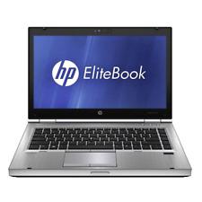 "HP ELITEBOOK 8470p 14"" Core i5 2.60GHz 8GB 180GB SSD W10H Laptop Camo Top cover"
