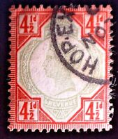 CatalinaStamps: Great Britain Stamp #117 Used, SCV=$45, #A-2