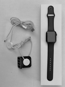 Apple iWatch Series 4 Space Grey Aluminum 44mm - GPS+Cell In Box