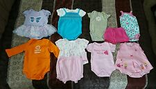 Girl clothes 8 total outfits 3-6 months