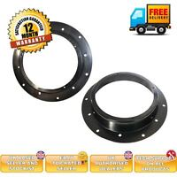CT25VW05 VW CADDY Front Speaker adapter collars for 165mm speakers