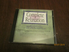 COMPLETE RELAXATION (Diviniti Publishing) by Glenn Harrold CD-Audio Book