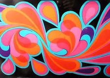 "jukebox ""frameable-art""  ROWE R-81 part:  LARGE LOWER DESIGN PANEL - STYLE 2"