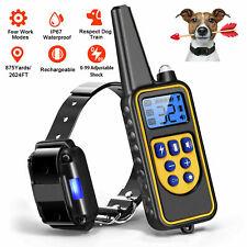 Petrainer PETDBB-2 Waterproof and Rechargeable Dog Training Collar