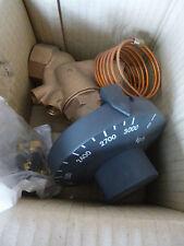"""Oventrop hydromat q controlador de flujo 106 15 10 dn32 pn25 1 1/4"""" rojo bronce OVP B"""