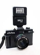 Vintage CIVICA MX-V 35mm film point and shoot camera with flash lomo retro