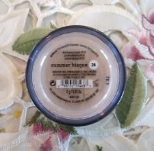 BARE MINERALS~ SUMMER BISQUE CONCEALER w/ SPF 20 Click, Lock & GO Sifter *NEW*