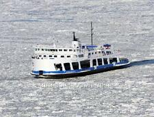 Photo. ca 2010.  NM Alphonse-Desjardins Ferry on Saint Lawrence River