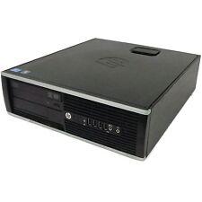 HP 8300 Elite Desktop Computer Core i5-3570 3.4GHz - 4GB - 500GB WiFi Win 10 Pro