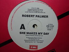 "Robert Palmer ""She Makes My Day"" Excellent Oz 7"""