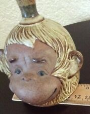 Monkey Bell Pottery Made In Japan 1972-1974