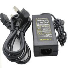 12 Volt 6 AMP AC Adattatore Alimentazione per telecamera CCTV LCD LUCE A LED STRISCIA 12V 6A