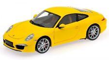 Porsche 911 (991) Carrera S (yellow) 2011  1:18