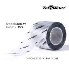 Teckwrap Helicopter Tape // Bike Protection Film Clear // All Sizes 1M 2M 3M