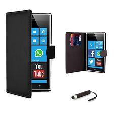 Etui Pu Leder Schutzhülle Cover für Nokia Lumia Verschiedene Telefon