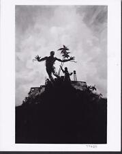 I Escaped from Devil's Island 1973 art work original movie photo 17384