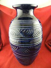 Grand Vase en Faience de Saint Clément Plume 815 3