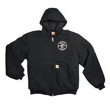 Klein Tools 96613BLK-S Klein Hooded Carhartt Jacket (S)