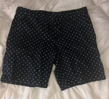 Tommy Hilfiger Polk A Dot Blue And white Shorts -Size 4