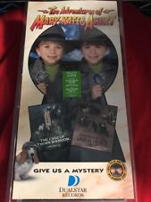 Give Us a Mystery by Mary-Kate and Ashley Olsen (CD, Dualstar)