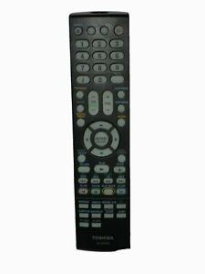 Genuine Original Toshiba SE-R0329 LCD TV DVD Remote Control 076D0QJ031 75019509