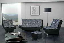 Fabric Modern Furniture Suites with Armchair