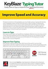 Keyblaze Typing Tutor, Enhance Typing Skills PC | NCH Software⭐Digital Download⭐