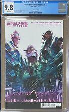 Future State: Green Lantern #2 Variant CGC 9.8