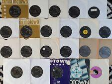 JOBLOT of 22 ORIG UK Tamla Motown 45s!! Four Tops Stevie Wonder Marvin Gaye