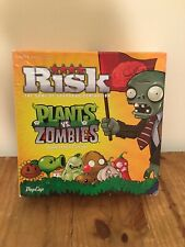 RISK PLANTS VS ZOMBIES BOARD GAME COLLECTOR'S EDITION~ ~COMPLETE SET!!