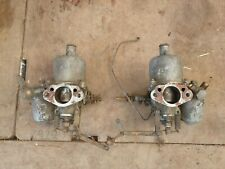 "MGa TC H4 1 1/2"" SU Carburettors"