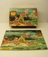 vintage Walt Disney productions 8740 PINOCCHIO  puzzle Jaymar, usa