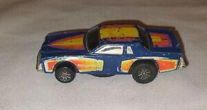 Vintage 1978 Hot Wheels Scorchers Dodge Magnum, Blue