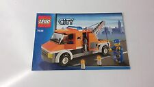 LEGO CITY !! INSTRUCTIONS ONLY !! FOR 7638 TOW TRUCK