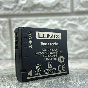 Genuine Original Panasonic Lumix DMW-BCJ13E Battery For Lumix DMC-LX5 AS NEW