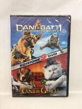 COME CANI E GATTI - CANI E GATTI LA VENDETTA DI KITTY - 2 DVD