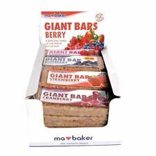 MA BAKER | Giant Berry Bar - Wheat Free | 20 x 90g