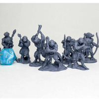 Choose-Your-Own D/&D PC minis lot fantasy miniatures Dungeons Dragons Pathfinder