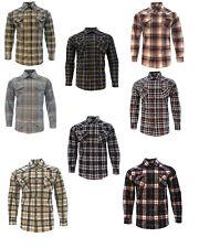 Western Cowboy Shirt Plain Design Camisa Vaquera Multiple Colors