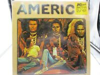 America - America Self Titled LP Released 1971 WB BS 2576 Shrink VG+ c VG++