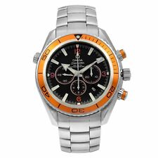 Omega Seamaster Planet Ocean Steel Black Dial Automatic Mens Watch 2218.50.00