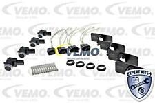 VEMO PDC Parking Sensor Black Ultrasonic For OPEL Astra Mk VI 01235281