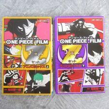 ONE PIECE FILM Z Comic Complete Set 1&2 Anime Comics EIICHIRO ODA Book SH*