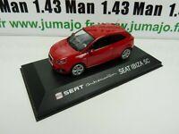 SEA22B : SEAT dealer models Fischer : IBIZA SC red