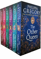 Philippa Gregory Tudor Court Novels 6 Books Collection Set  NEW
