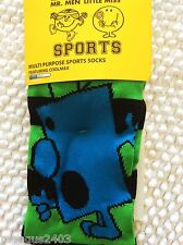 BOYS KNEE HIGH QUALITY SKI SKIING FOOTBALL WELLY SPORT BOOT SOCKS MR MEN GRUMPY