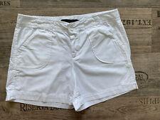Calvin Klein Linen Shorts. Size 0